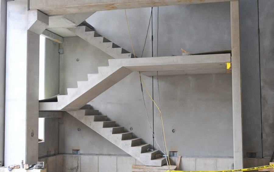Covering Concrete Steps Precast : Miscellaneous components