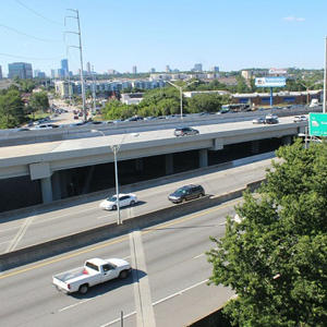 Interstate 85 Bridge Over Piedmont Road