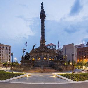Cleveland Public Square