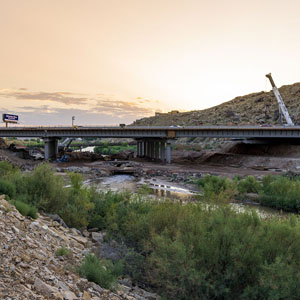 Interstate 15 Brigham Road Bridge
