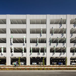 Parking Structure 5 – California State University Sacramento