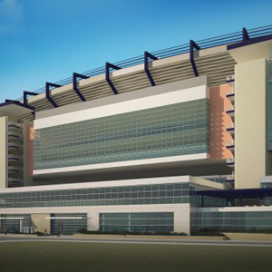 Gillette Stadium Football Operatios Executive Office Expansion