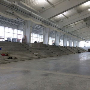 Middlebury College Field House