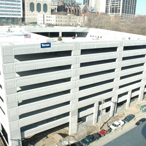 New York State Office of Government Services Parking Structure