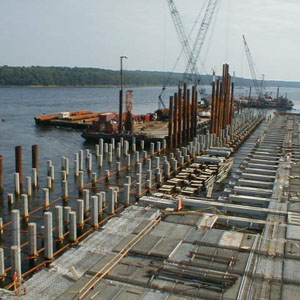 Bath Iron Works Land Level Transfer Facility