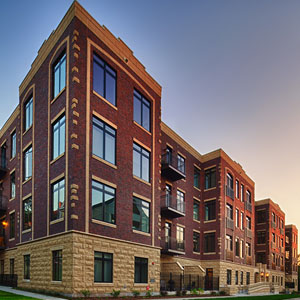 Brown Lofts