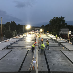 Route 8 Bridge Deck Replacement
