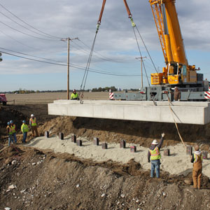 IDOT Bridge Reconstruction