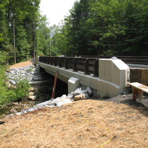 Route 112 (Dingle Road) Bridge Over Kearney Brook