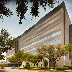 University of Houston Health and Biomedical Sciences Building