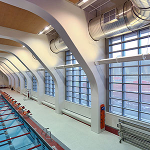 Worcester Polytechnic Institute (WPI) Sports & Recreation Center