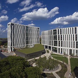 University of Chicago North Residential Commons