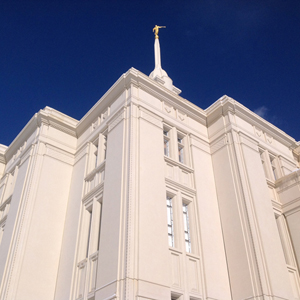 Payson Utah LDS Temple-Cladding