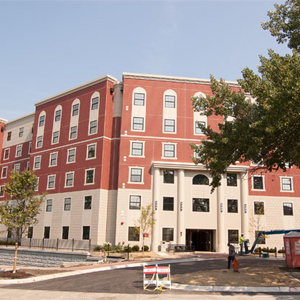 North Central College New Residence Hall