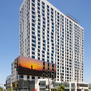 L.A. Live Marriott Courtyard and Residence Inn
