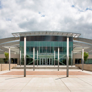 Indiana University Cook Hall Basketball Facility