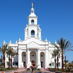 Latter Day Saints Tijuana Temple