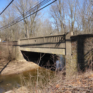 Replacement Old Easton Road Bridge Over Pine Run