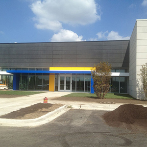 Total Precast Data Center