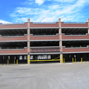 Coors Field Parking Structure