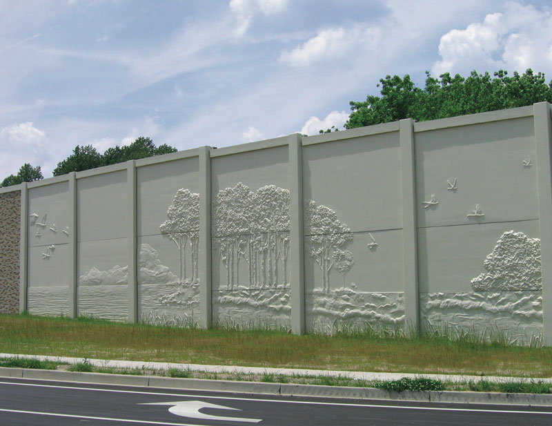 Noise Barriers And Sound Walls