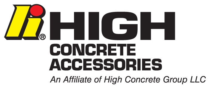 High Concrete Accessories 2017 logo