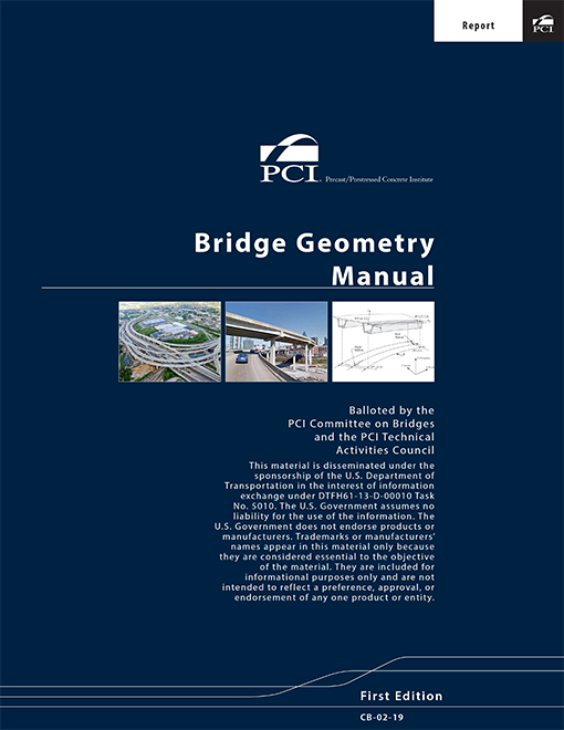 Bridge Geometry Manual Cover