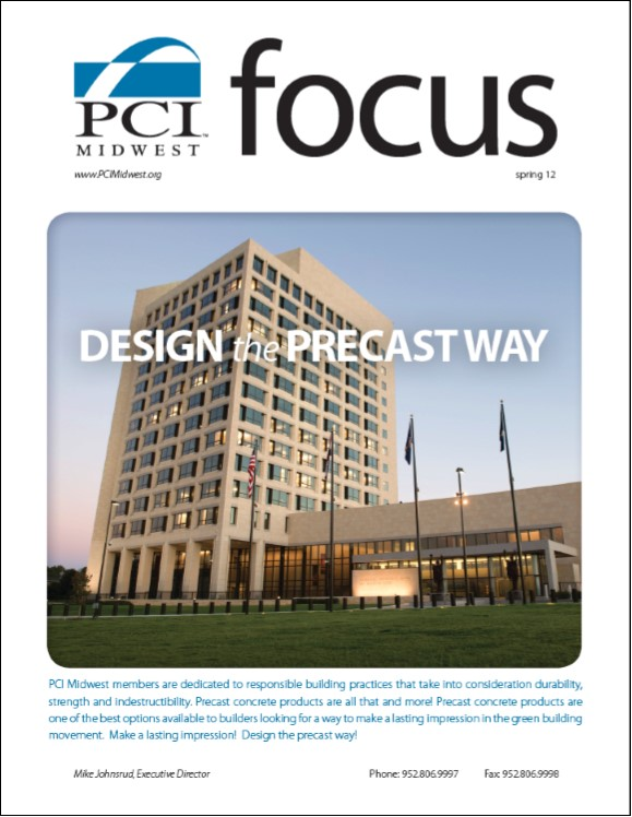2012 Spring PCI Midwest Focus Newsletter