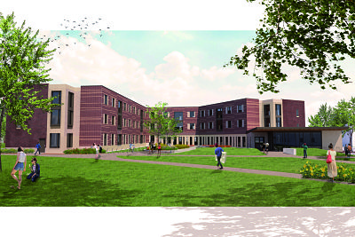 NextGen Dorms at Northern State University
