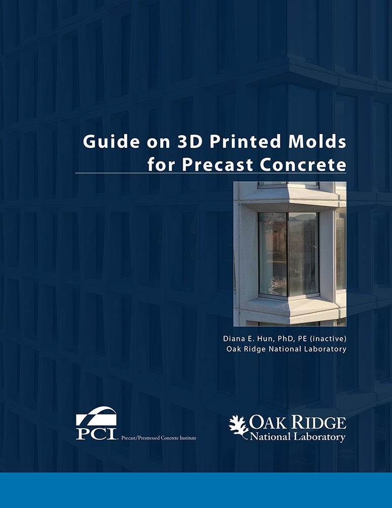 Guide on 3-D Printed Molds for Precast Concrete