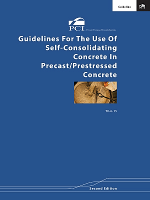 TR615 Guidelines For Self-Consolidating Concrete EBOOK