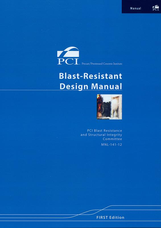 MNL141 Blast-Resistant Design Manual, 1st Edition EBOOK