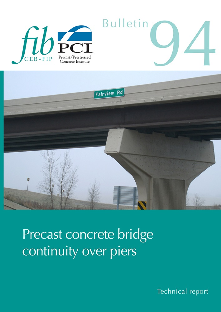 fib 94 Precast Concrete Bridge Continuity Over Piers PRINT