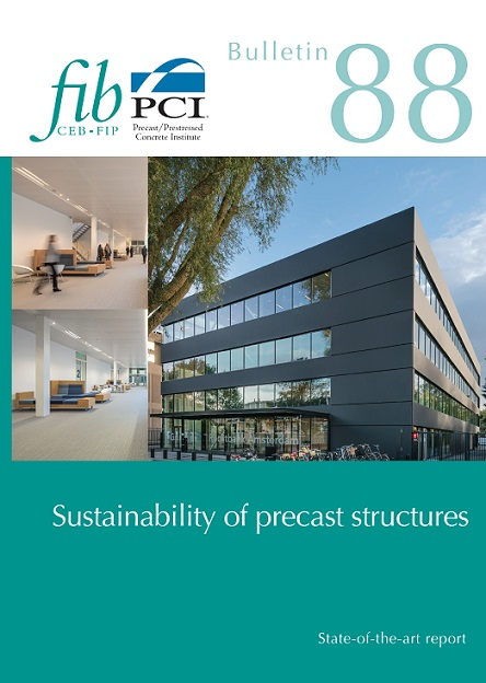 fib88 Sustainability of Precast Structures EBOOK