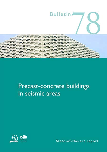 fib78 - Precast Buildings in Seismic Areas HARD COPY