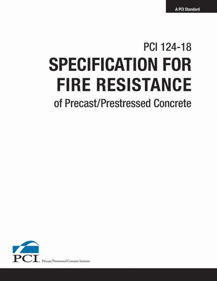 Specification For Fire Resistance EBOOK & HARD COPY